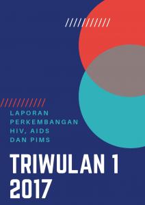 Book Cover: Laporan Triwulan 1 - 2017