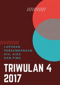 Book Cover: Laporan Triwulan 4 - 2017