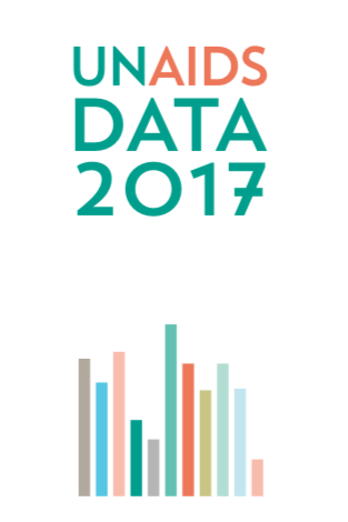 Book Cover: UNAIDS Data 2017