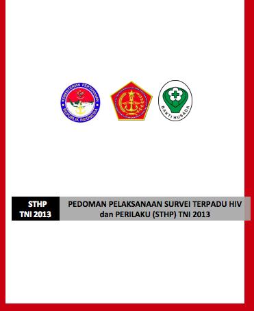 Book Cover: Pedoman Pelaksanaan STHP TNI tahun 2013