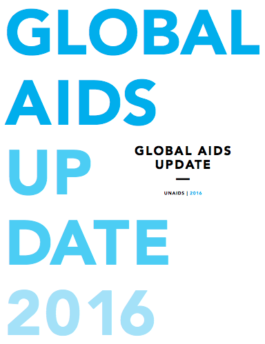 Book Cover: Global AIDS Update 2016