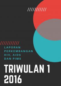 Book Cover: Laporan Triwulan 1 - 2016