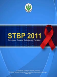 Book Cover: Surveilans Terpadu Biologis dan Perilaku - 2011